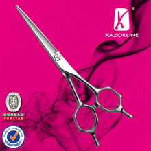 Razorline AK04 Japanese HITACHI 440C Hair Scissor with WCA and BSCI certificate