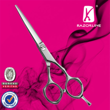 Razorline CK34 Professional Hair cutting Scissor with WCA and BSCI certificate